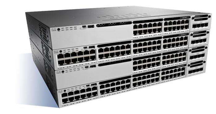 Cisco Catalyst 3850-48T-S Switch (WS-C3850-48T-S)