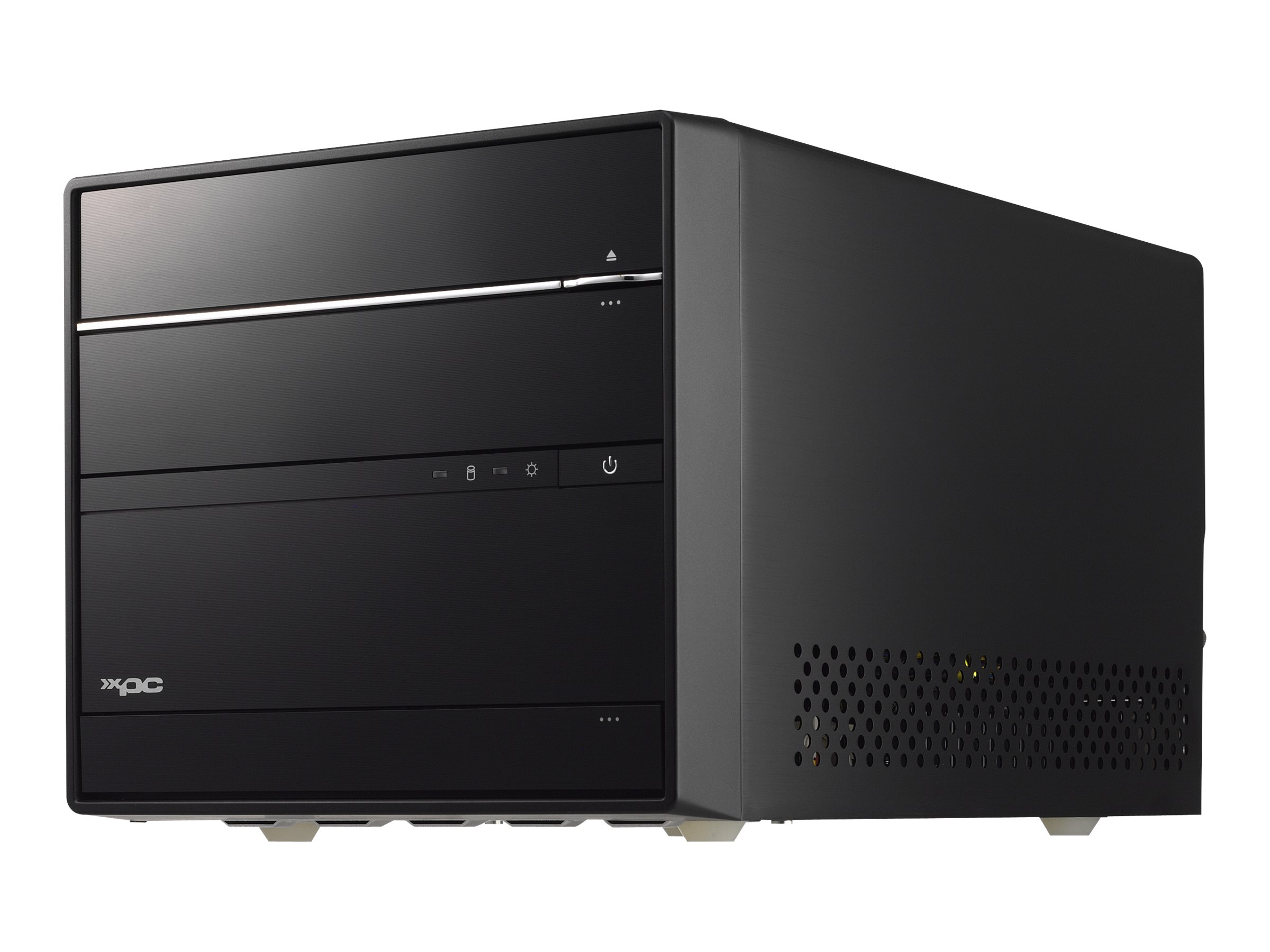 Shuttle XPC cube SH370R6V2 Plus - Barebone - Mini-PC