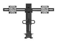 MDA17 Klemme Schwarz Flachbildschirm-Tischhalterung