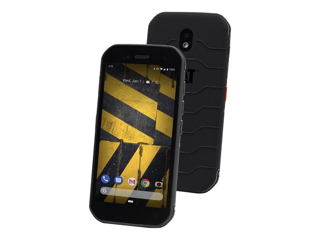 """CAT S42 - Smartphone - Dual-SIM - 4G LTE - 32 GB - microSD slot - 5.5"""" - 1440 x 720 Pixel - IPS - RAM 3 GB - 13 MP (5 MP Vorderkamera)"""