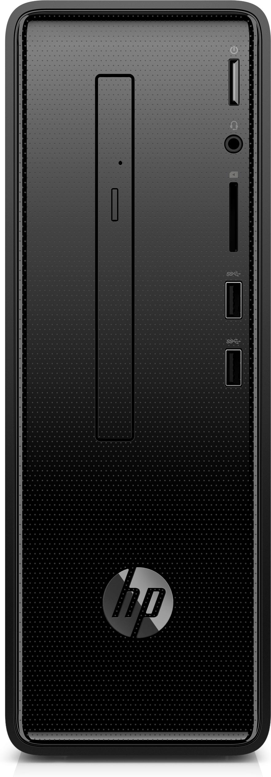 HP Slimline 290-a0512ng - 3,1 GHz - AMD A9-Serie APUs der 7. Generation - 8 GB - 1256 GB - DVD-RW - FreeDOS