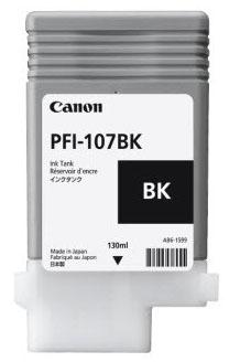 Canon PFI-107BK Schwarz Tintenpatrone