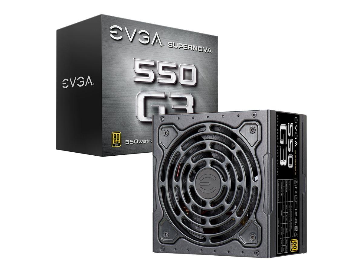 EVGA SuperNOVA 550 G3 - Netzteil (intern) - ATX12V / EPS12V