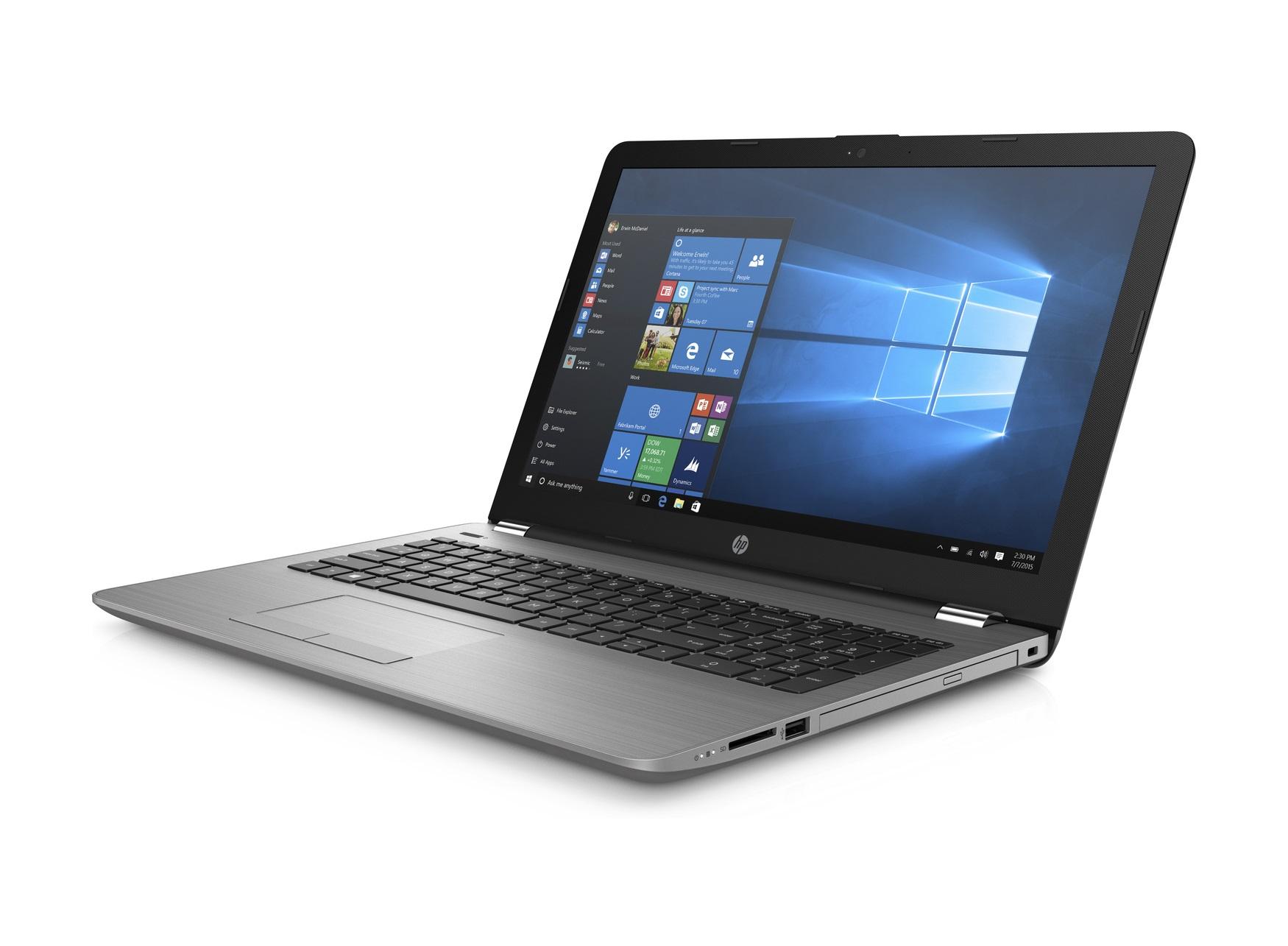 HP 250 G6 2GHz i3-6006U 15.6Zoll 1920 x 1080Pixel Silber Notebook