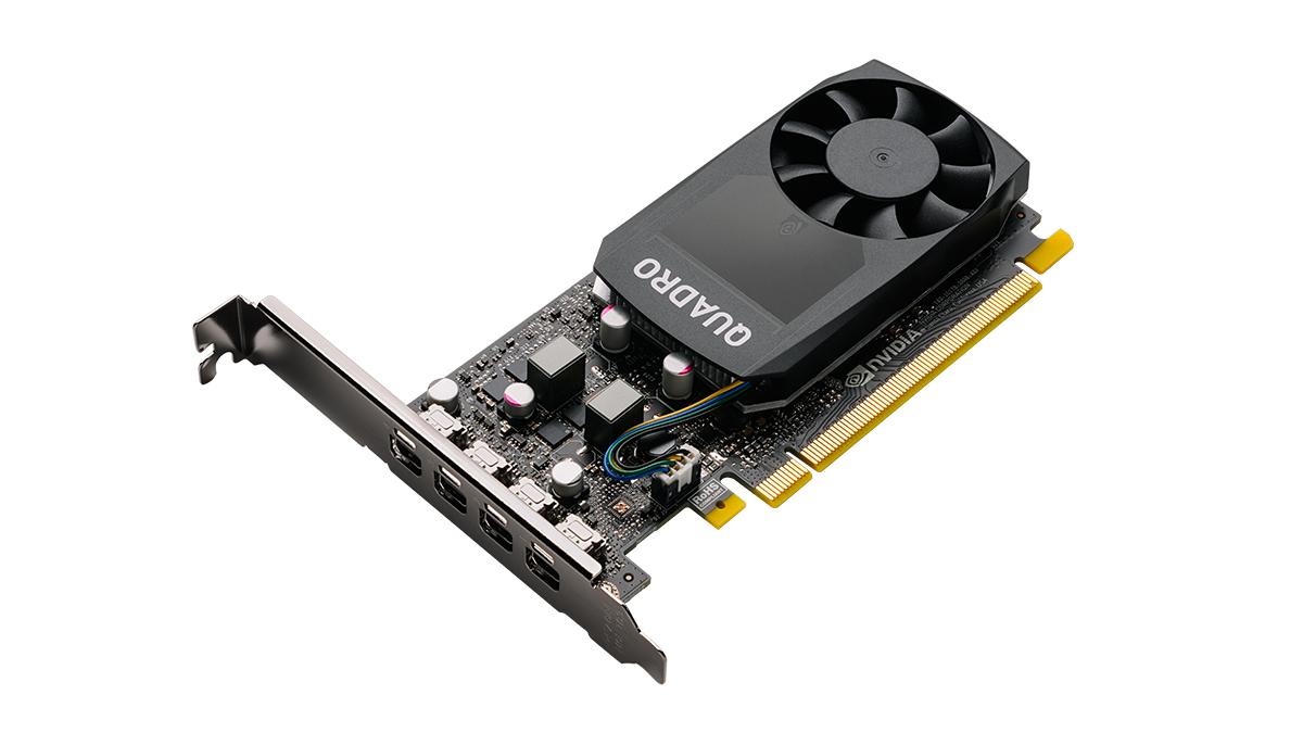 Fujitsu NVIDIA Quadro P620 - Grafikkarten - Quadro P620