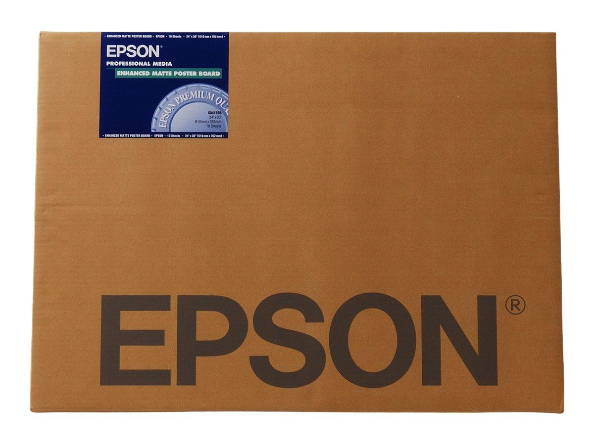 Epson Enhanced - Matt - A2 (420 x 594 mm) 20 Blatt Poster