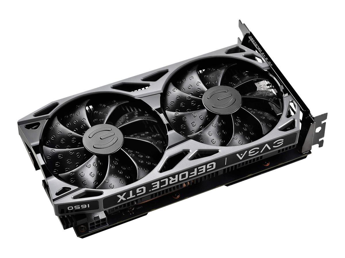 Vorschau: EVGA GeForce GTX 1650 SC ULTRA GAMING - Grafikkarten