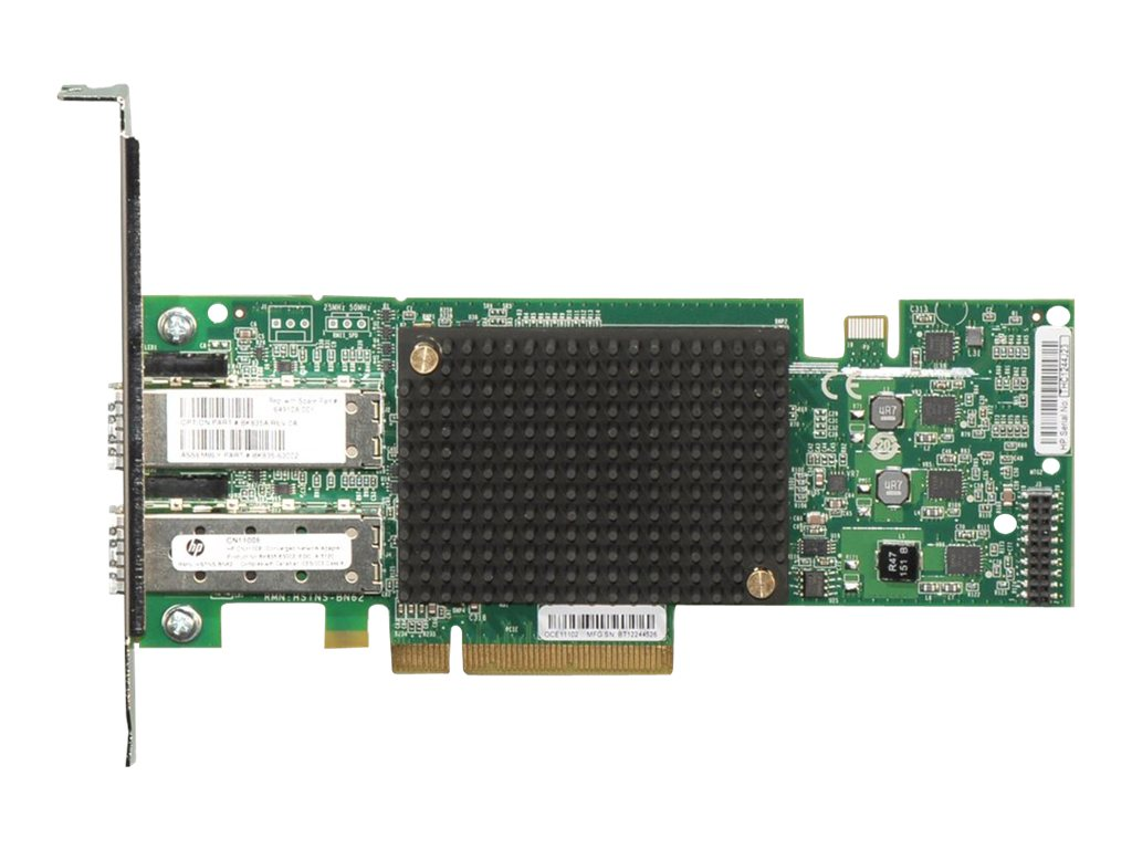 HP CN1100E DP Converged Network Adapter (BK835A) - REFURB