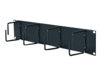 Kabel - Organizer - Schwarz - 2U - für NetShelter EP; NetShelter ES; NetShelter SX; Netshelter VS...