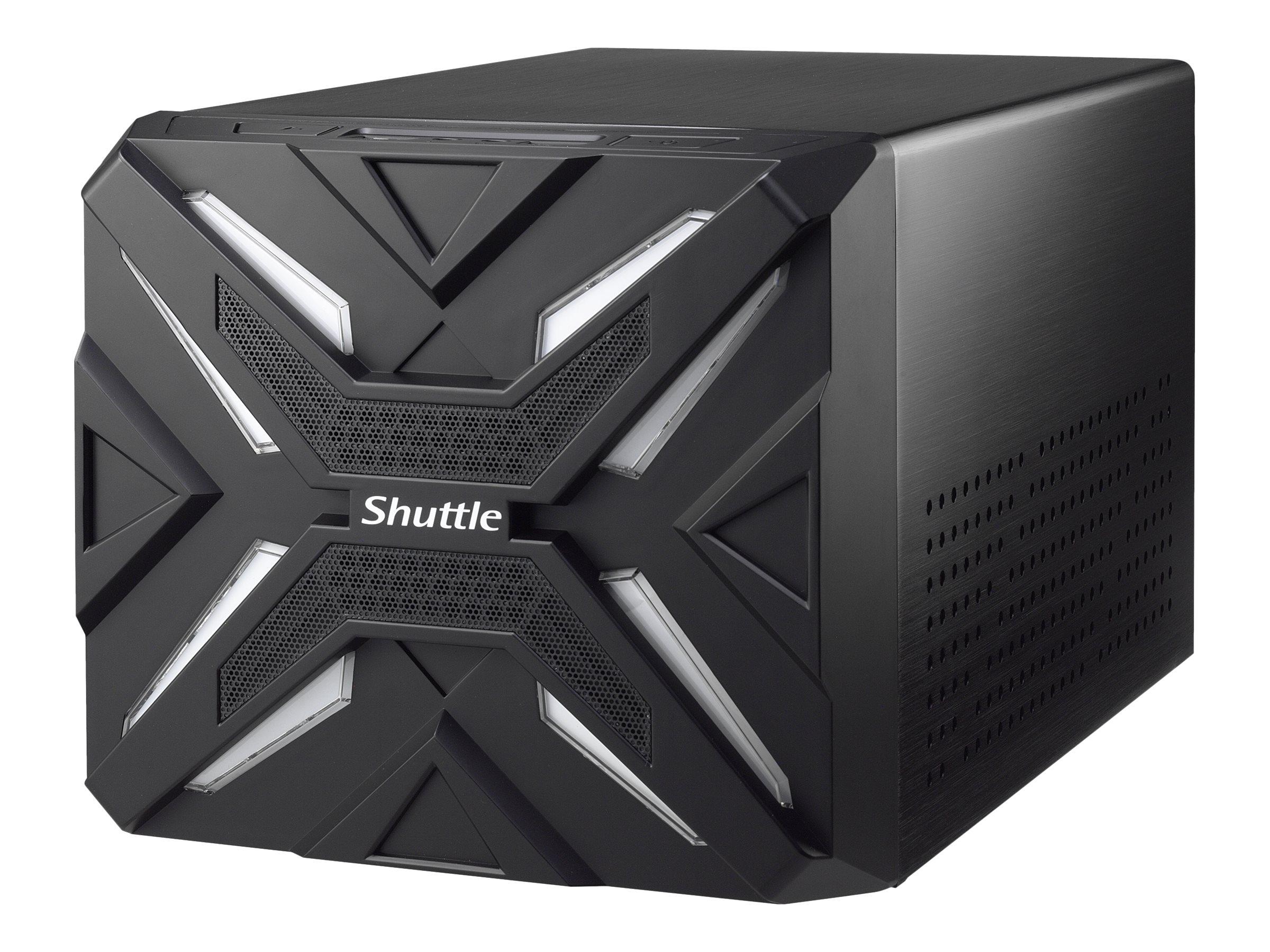 Shuttle XPC cube SZ270R9 - Barebone - Mini-PC