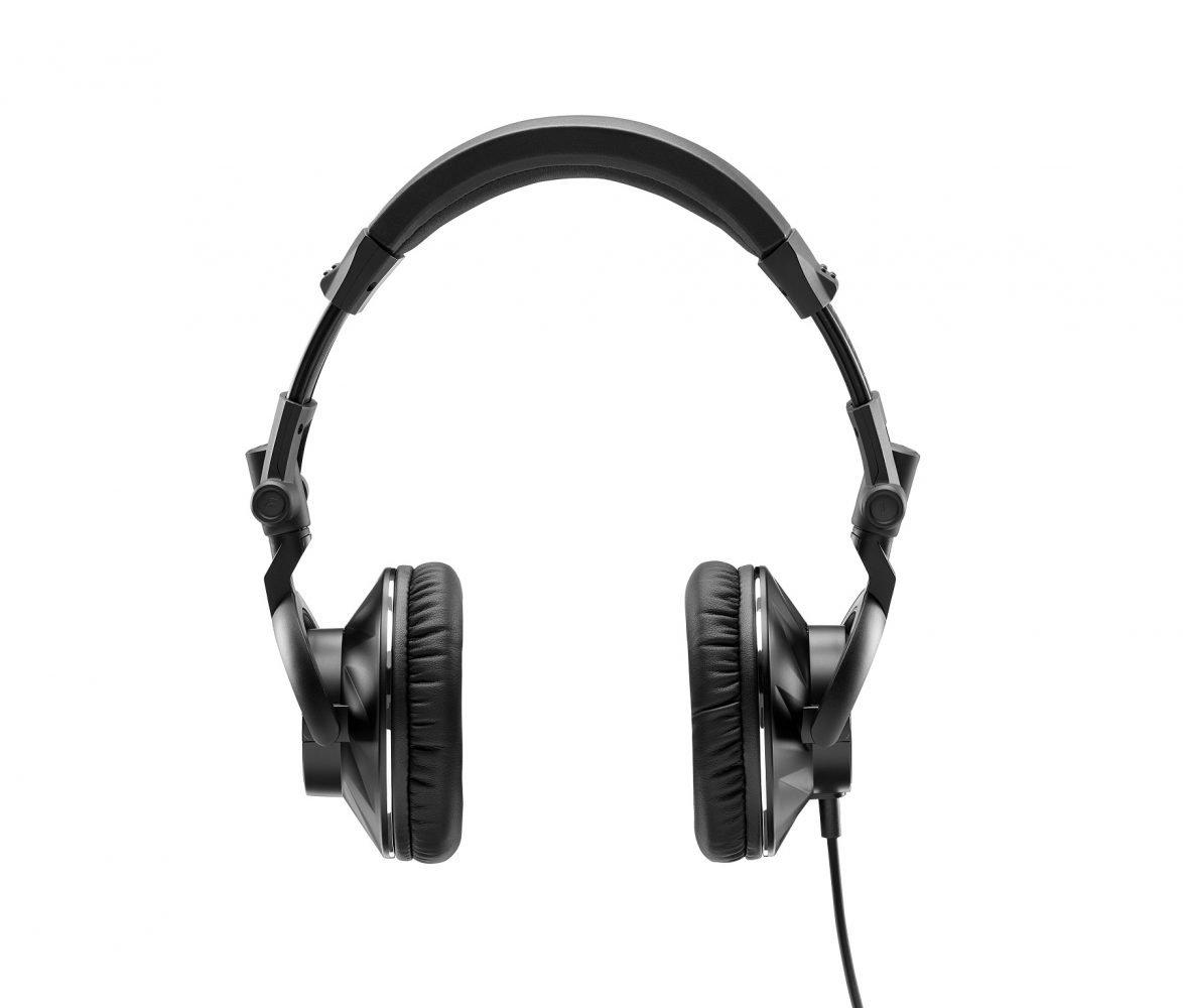 Hercules HDP DJ60 - Kopfhörer - Kabelgebunden - 3,5 mm Klinke