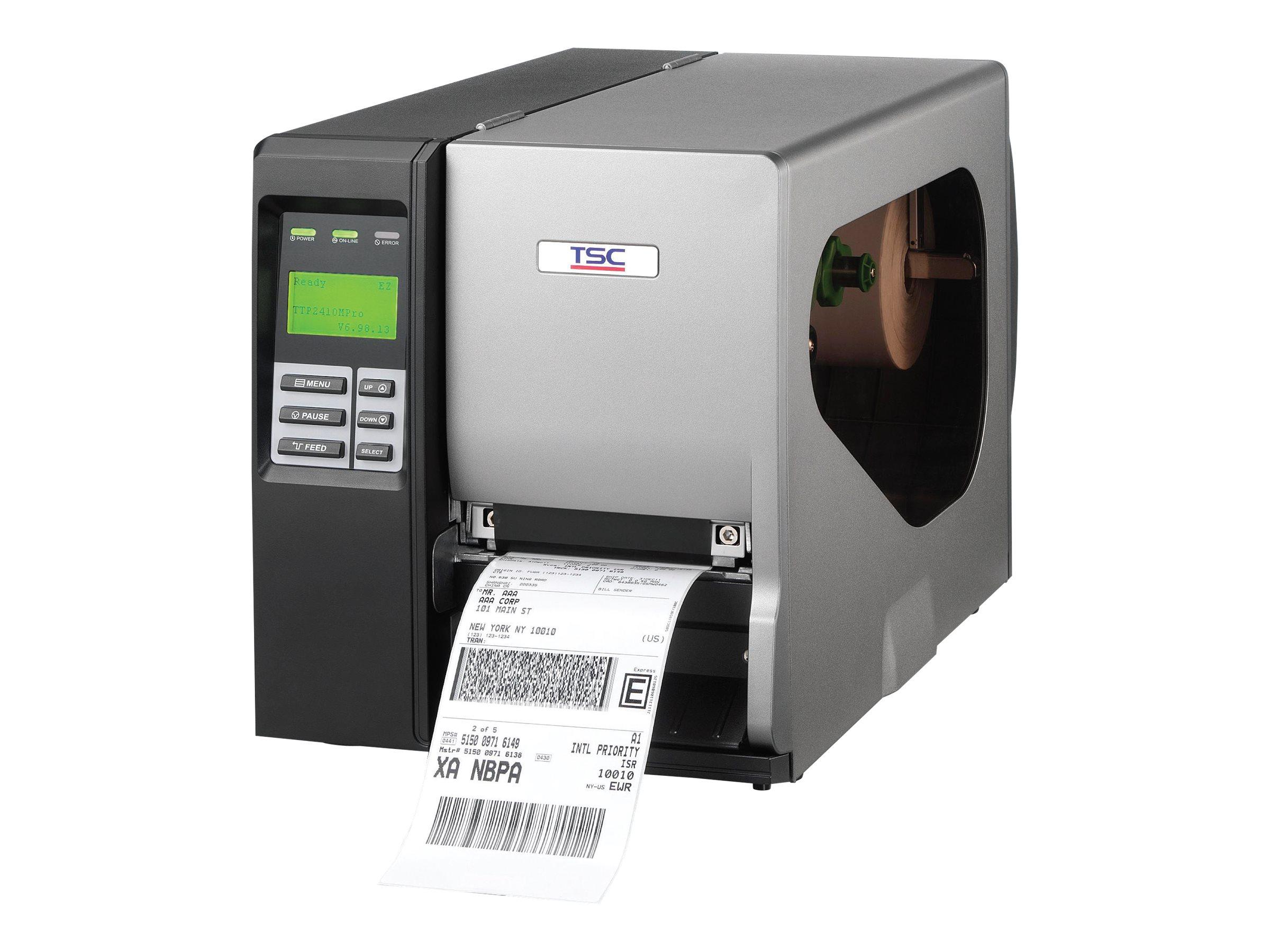 TSC TTP-344M Pro - Etikettendrucker - TD/TT - Rolle (11,8 cm)