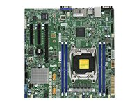 Supermicro X10SRM-F - Motherboard