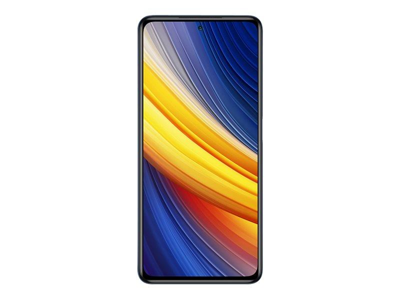 "Vorschau: Xiaomi POCO X3 Pro - Smartphone - Dual-SIM - 4G LTE - 128 GB - microSD slot - 6.67"" - 2400 x 1080 Pixel (395 ppi (Pixel pro Zoll))"
