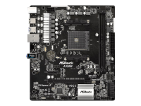 A320M AMD A320 Socket AM4 Micro ATX Motherboard