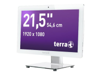 TERRA 2211wh 3.4GHz i5-7500 21.5Zoll 1920 x 1080Pixel Touchscreen Weiß All-in-One-PC
