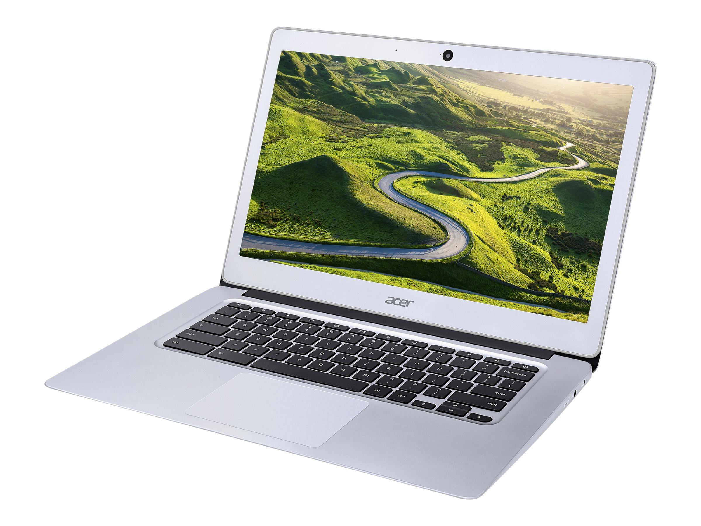 Acer Chromebook 14 CB3-431-C6H3 1.6GHz N3160 14Zoll 1920 x 1080Pixel Silber Notebook