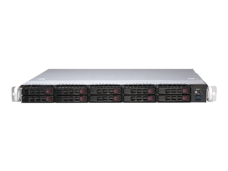"Supermicro A+ Server 1114S-WTRT - Server - Rack-Montage - 1U - 1-Weg - RAM 0 GB - SATA - Hot-Swap 6.4 cm (2.5"")"
