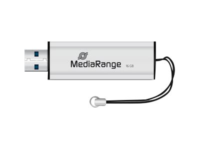 MEDIARANGE SuperSpeed - USB-Flash-Laufwerk - 16 GB