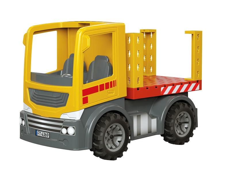 fischertechnik Easy Starter Trucks - Mehrfarben - LKW - Kunststoff - Junge - Indoor/Outdoor - 320 mm