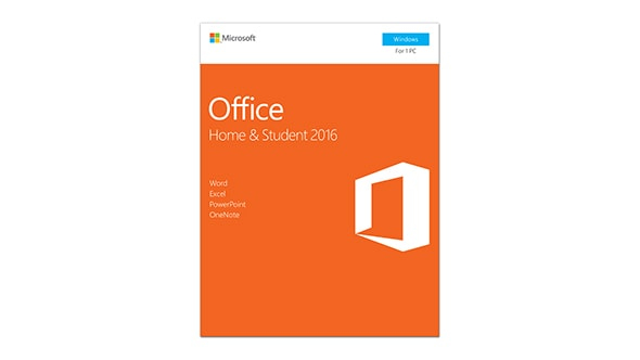 Microsoft Office Home and Student 2016 - Box-Pack