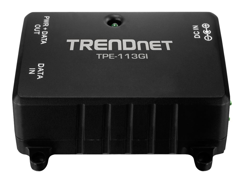 TRENDnet TPE-113GI - Power Injector - Wechselstrom 100-240 V