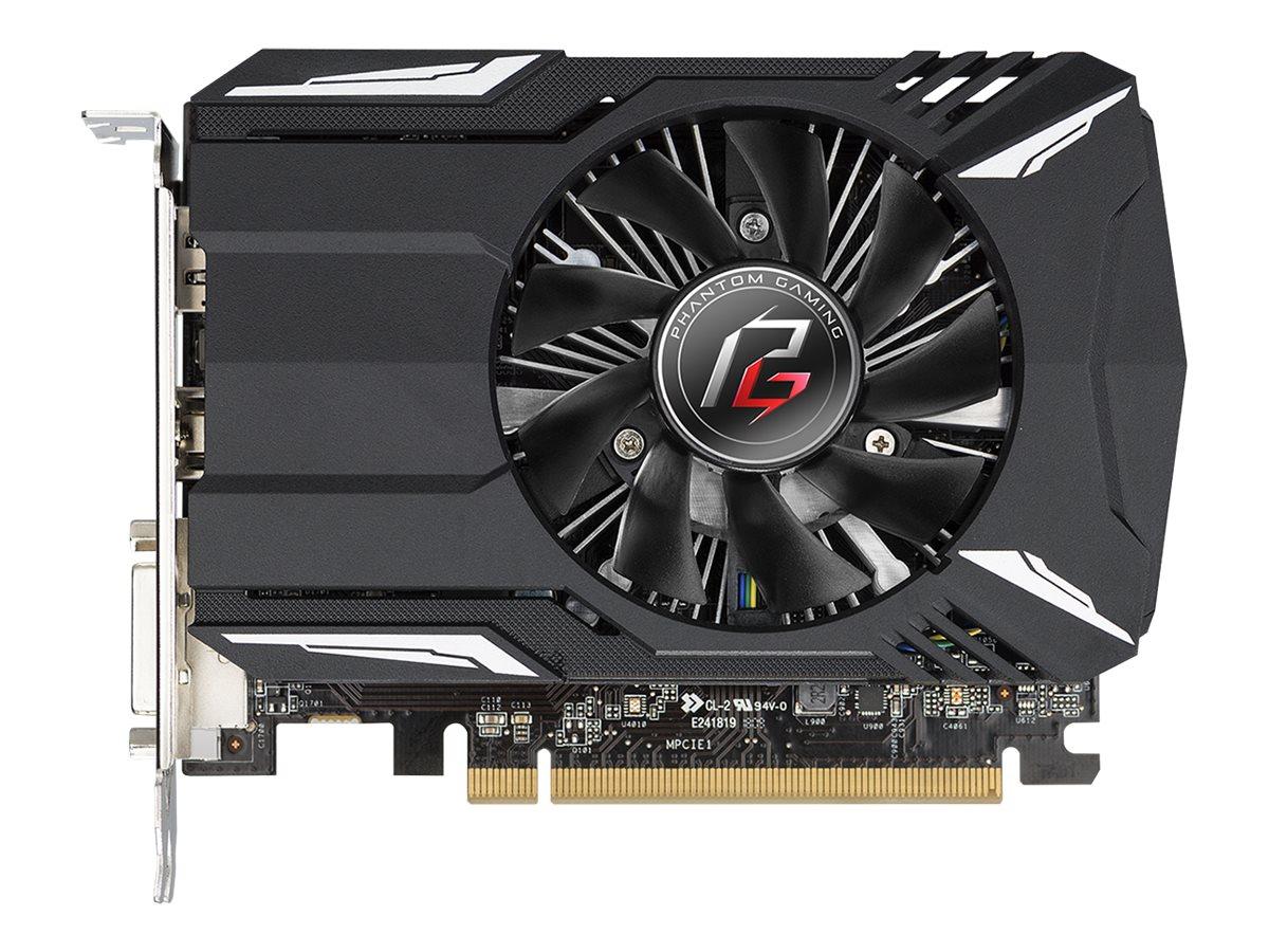 ASRock Phantom Gaming Radeon RX560 4G - Grafikkarten