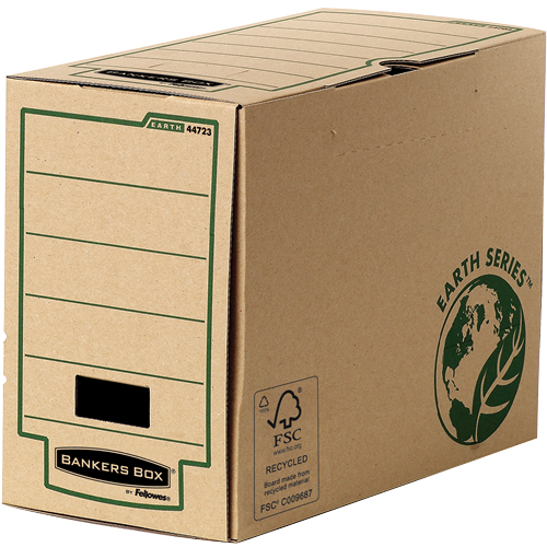 Fellowes 4472301 - Papier - Braun - A4 - 205 mm - 254 mm - 319 mm