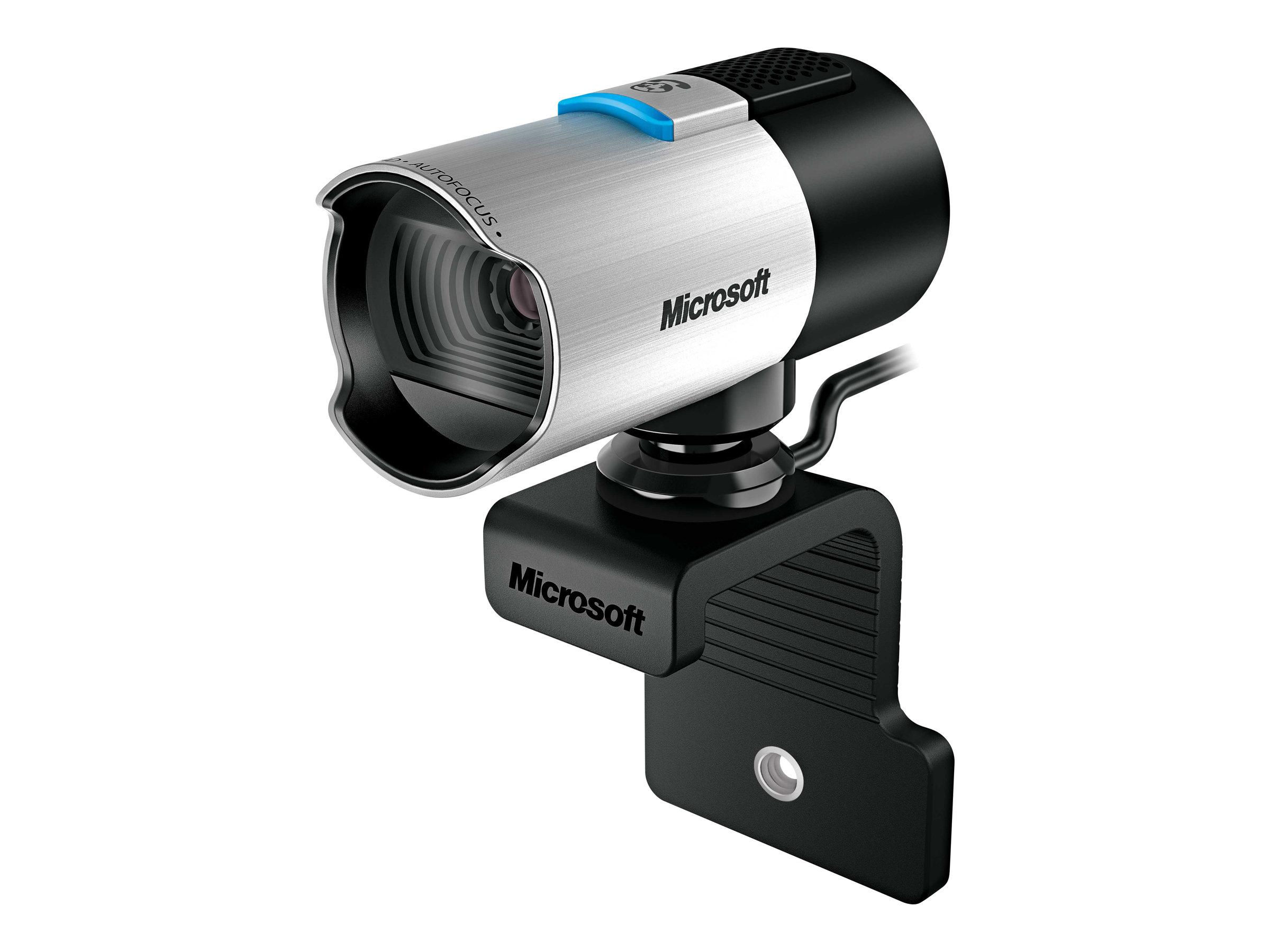 Microsoft LifeCam Studio - Web-Kamera - Farbe