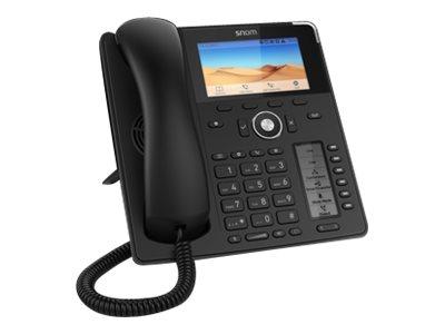 Snom D785 - VoIP-Telefon - mit Bluetooth-Schnittstelle