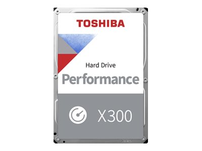 "Toshiba X300 Performance - Festplatte - 8 TB - intern - 3.5"" (8.9 cm)"