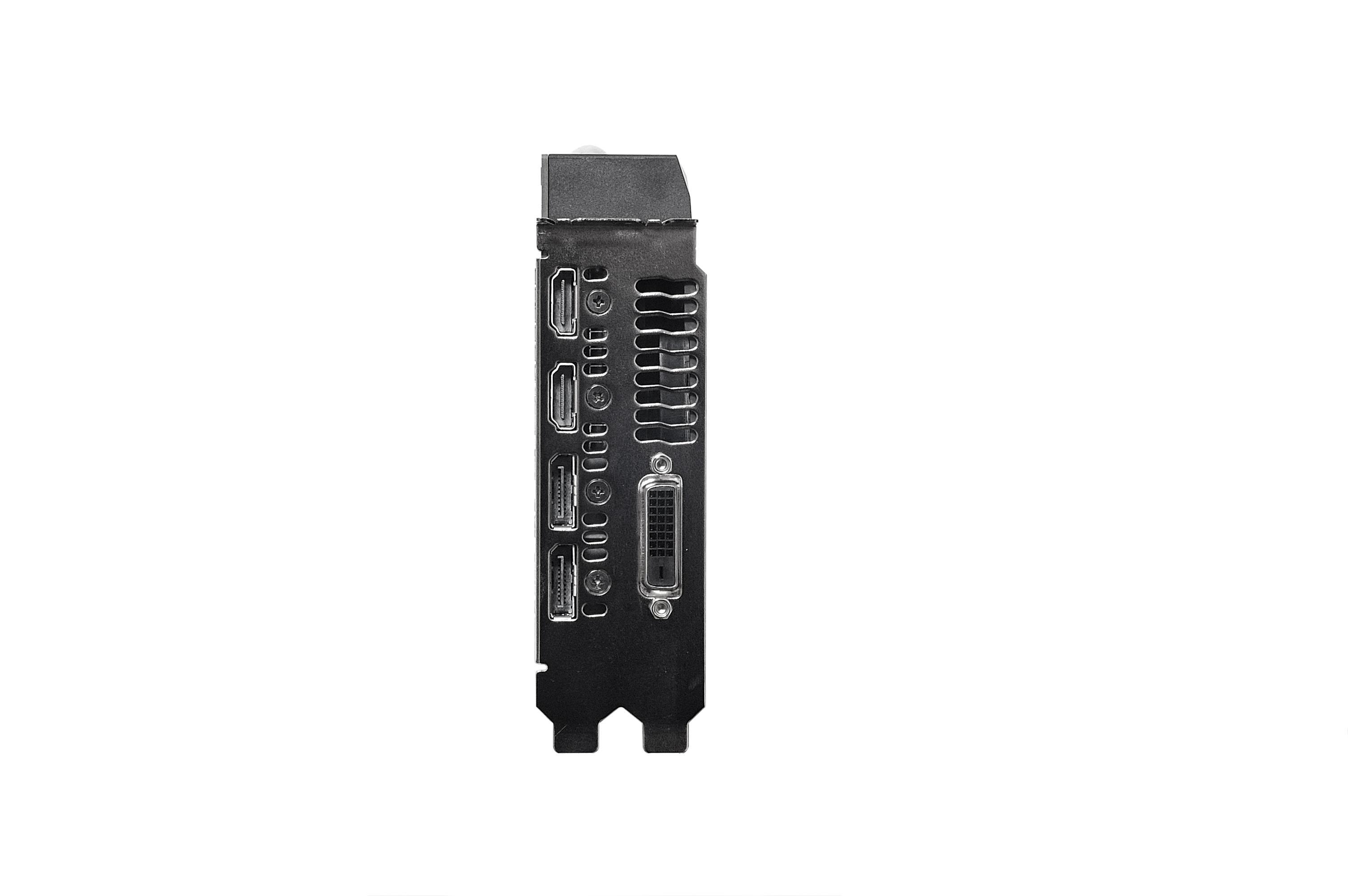 ASUS-90YV0A28-M0NA00-EX-GTX1060-O6G-GeForce-GTX-1060-6GB-GDDR5-NVIDIA-GeForce