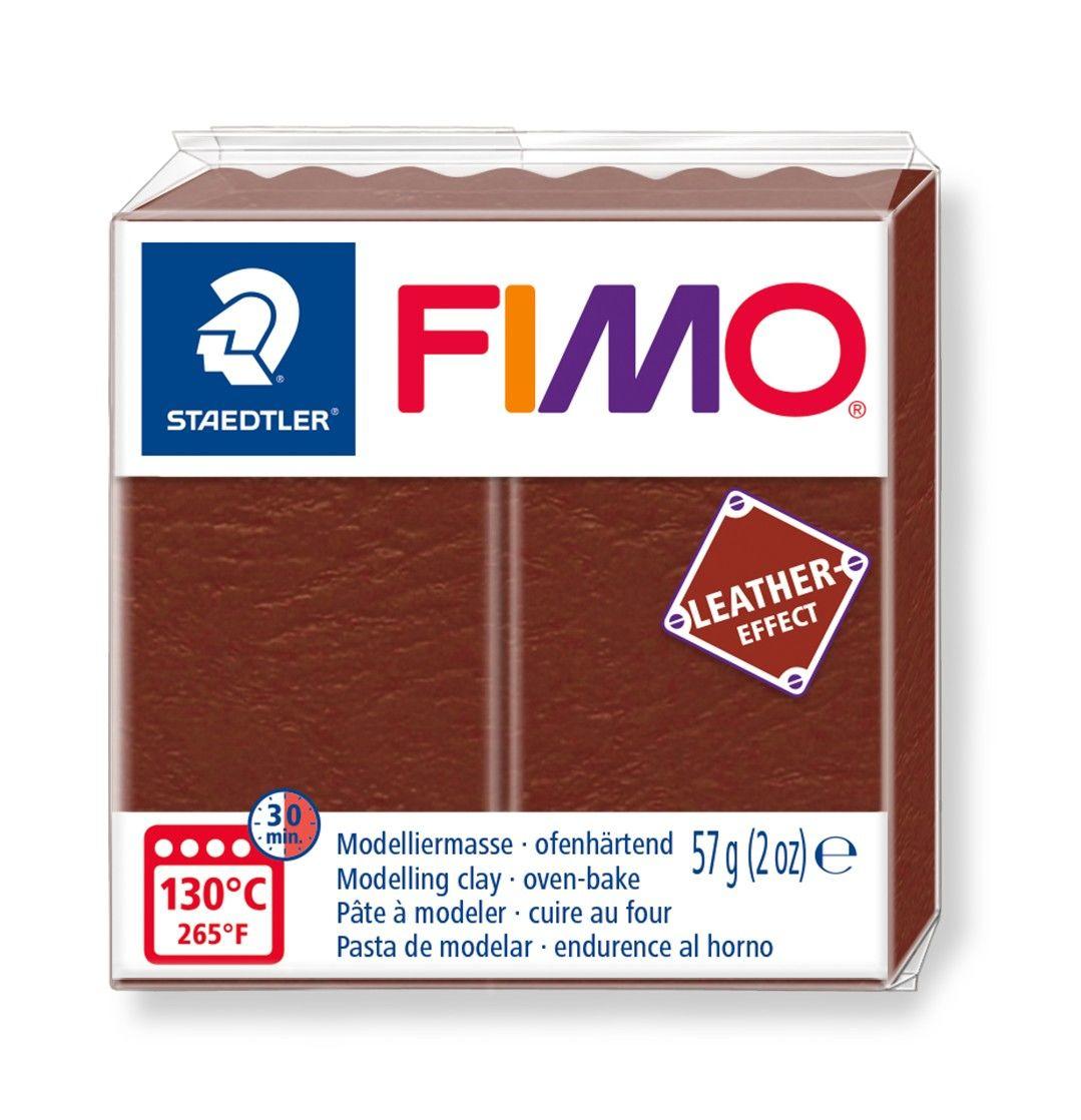 Vorschau: STAEDTLER FIMO 8010 - Knetmasse - Walnuss - Erwachsene - 1 Stück(e) - 1 Farben - 130 °C