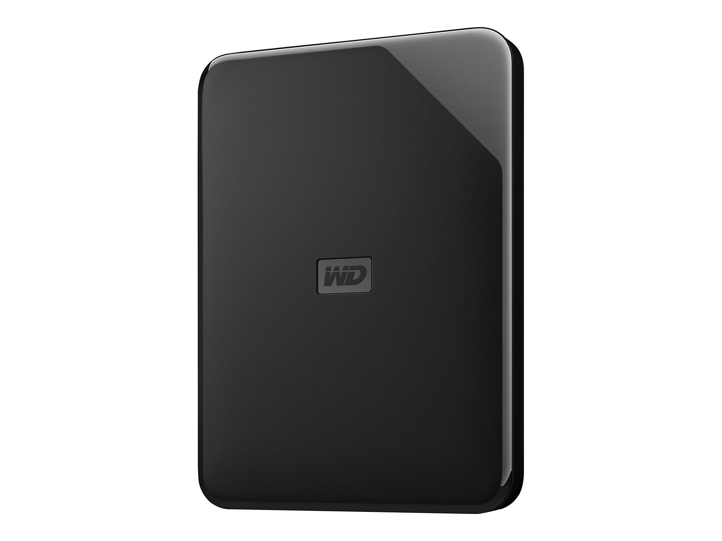 WD Elements SE WDBEPK5000ABK - Festplatte - 500 GB - extern (tragbar)