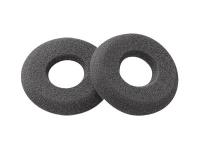 Ear Cushion - Schwarz (Packung mit 2)
