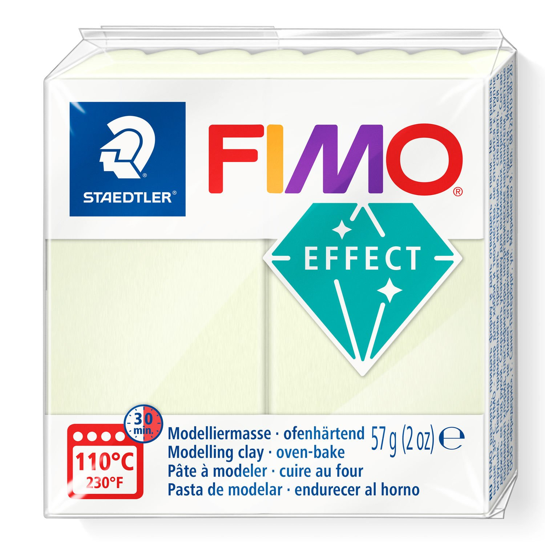 Vorschau: STAEDTLER FIMO 8020 - Knetmasse - Elfenbein - Erwachsene - 1 Stück(e) - Nightglow - 1 Farben