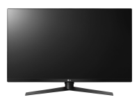 32GK850G-B LED display 80 cm (31.5 Zoll) Wide Quad HD Flach Matt Schwarz - Rot