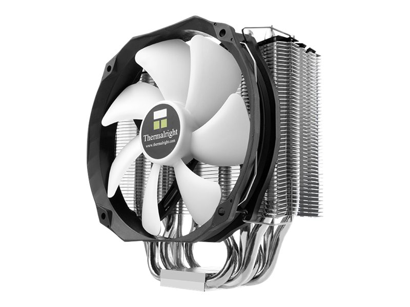 Thermalright TRUE Spirit 140 Power - Prozessor-Luftkühler - (für: LGA775, LGA1156, AM2, AM2+, LGA1366, AM3, LGA1155, AM3+, LGA2011, FM1, FM2, LGA1150, FM2+, LGA2011-3)