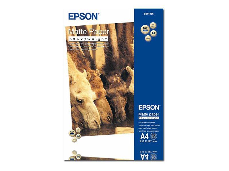 Epson Matt - A4 (210 x 297 mm)