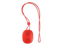 CONCERT BT me! 1 W Mono portable speaker Rot