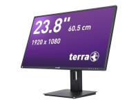 TERRA LED 2456W PV 23.6Zoll Full HD IPS-ADS Schwarz Computerbildschirm