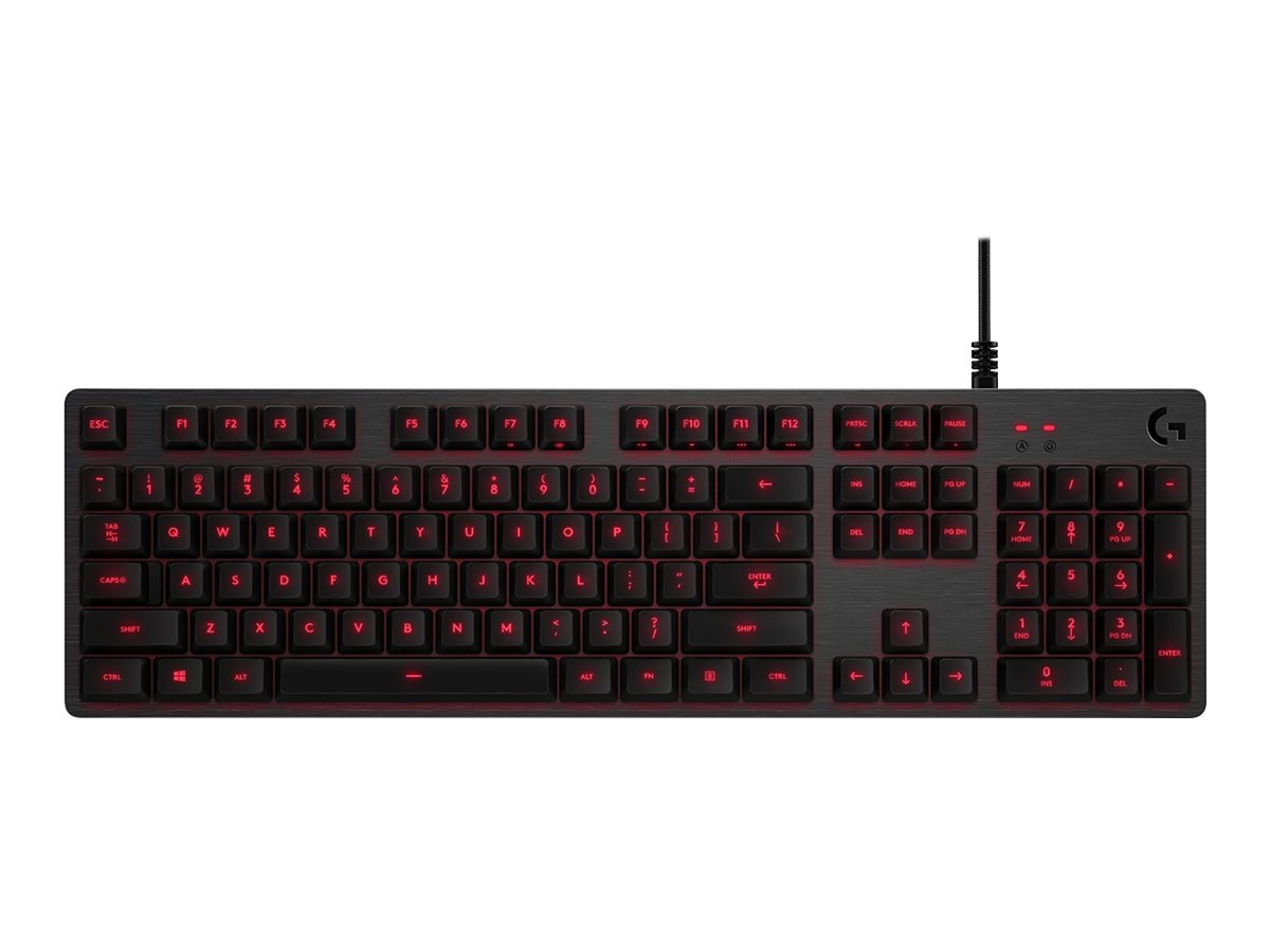 Logitech G413 - Tastatur - hintergrundbeleuchtet