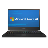 AERO 15 SA-7DE2130SH - Intel® Core? i7 der 9. Generation - 2,6 GHz - 39,6 cm (15.6 Zoll) - 1920 x 1080 Pixel - 16 GB - 512 GB