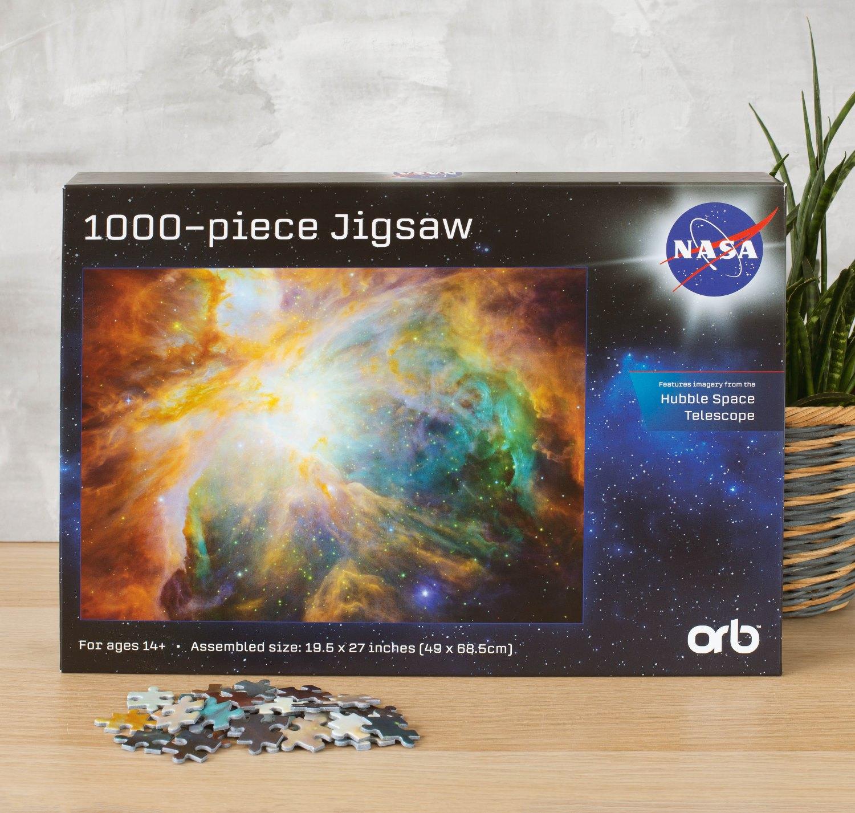 Thumbs Up 1002620 - Puzzlespiel - 1000 Stück(e) - Leerzeichen - Kinder & Erwachsene - 14 Jahr(e)