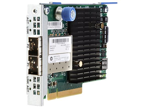 HP FlexFabric 10Gb 2P 556FLR-SFP+ Adptr (727060-B21)
