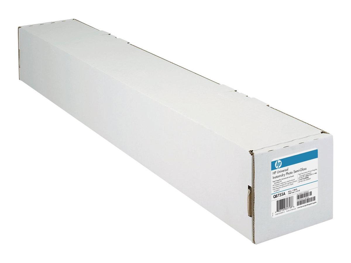 HP Universal - Polyethylen (PE), Holzfaser - halbglänzend - 7,9 mil - Roll (61 cm x 30,5 m)