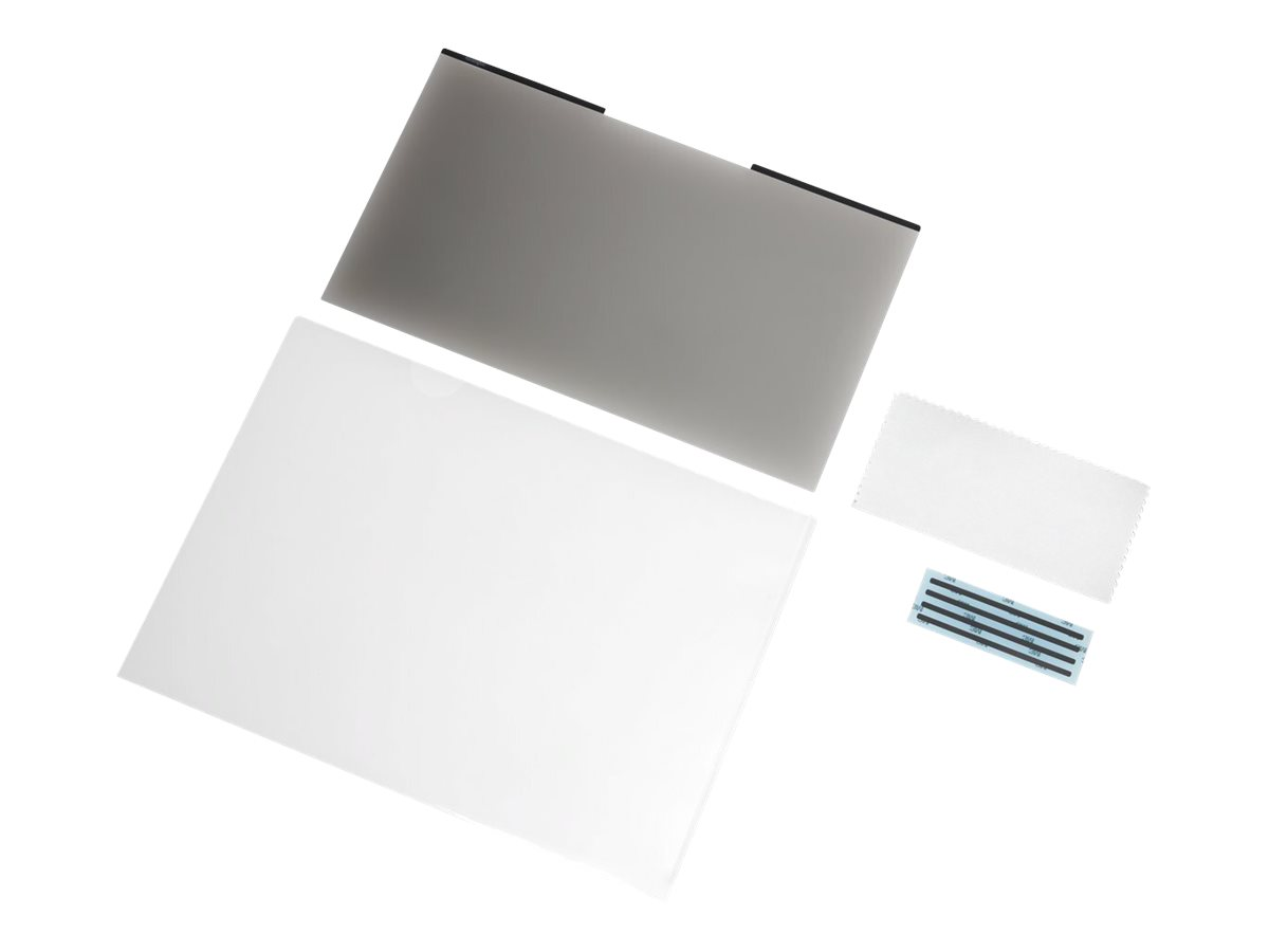 "Vorschau: Kensington MagPro 15.6"" (16:9) Laptop Privacy Screen with Magnetic Strip - Blickschutzfilter für Notebook - 39.6 cm (15.6"")"