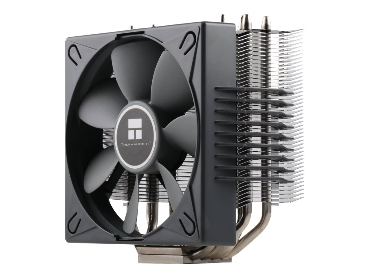 Thermalright TRUE Spirit 120 M BW Rev. B - Prozessor-Luftkühler - (für: LGA775, LGA1156, AM2, AM2+, LGA1366, AM3, LGA1155, AM3+, LGA2011, FM1, FM2, LGA1150, FM2+, LGA2011-3, LGA1151, AM4, LGA2066)