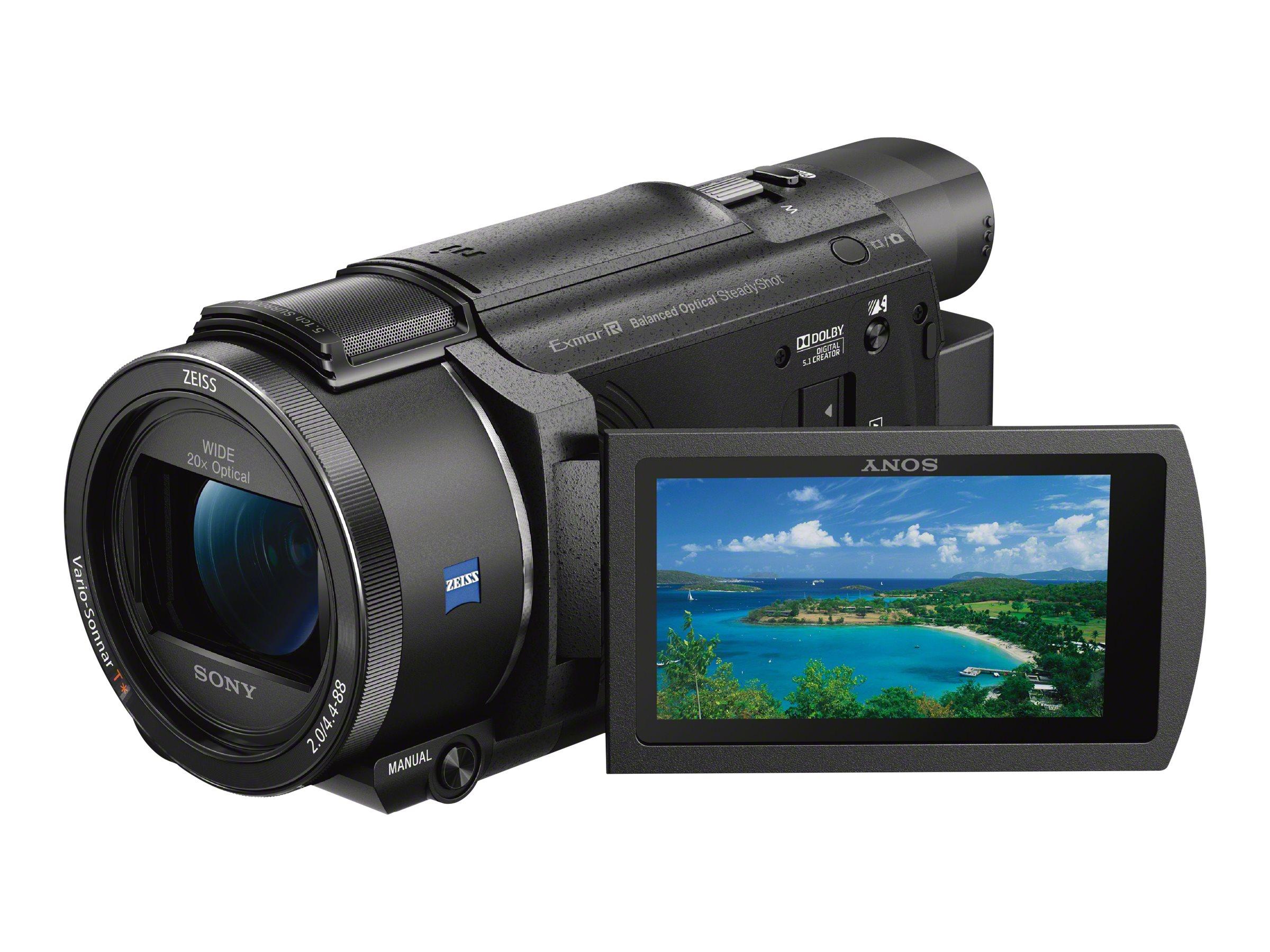 Sony Handycam FDR-AX53 - Camcorder