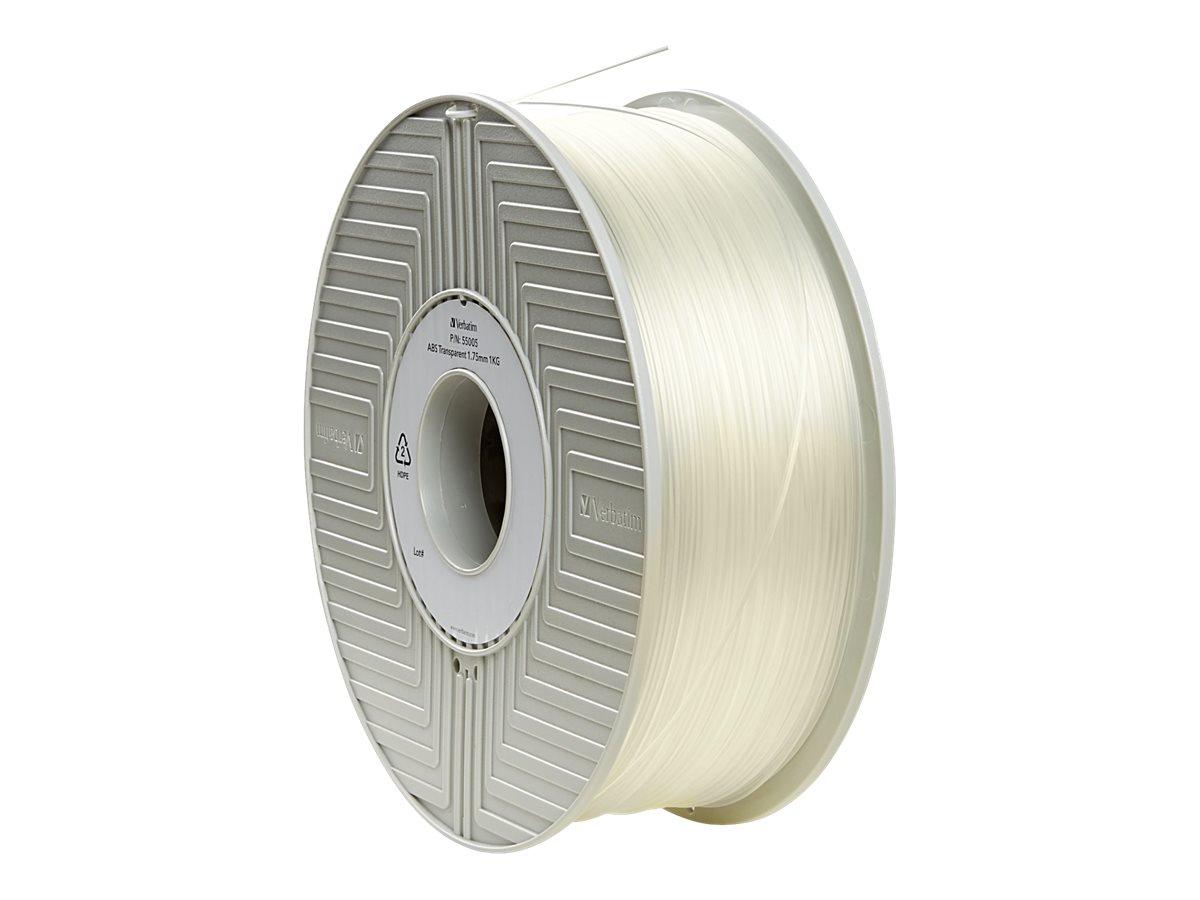 Verbatim Durchsichtig - 1 kg - ABS-Filament (3D)